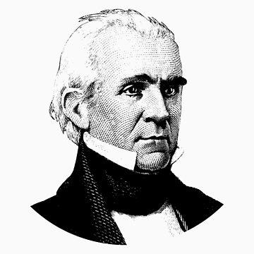President James K. Polk by warishellstore