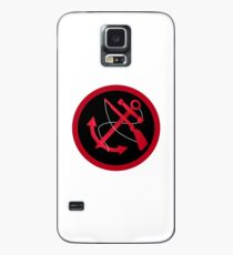 Colombian Navy Marine Infantry Sleeve Insignia Case/Skin for Samsung Galaxy