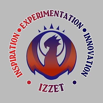 Izzet Ideology - MTG by drglovegood