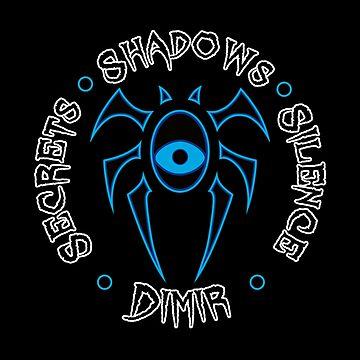 Dimir Dogma - MTG by drglovegood