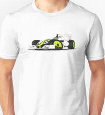 F1 2009 - BrawnGP - Jenson Button T-Shirt