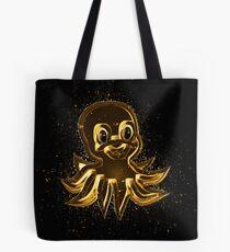 Animal cartoon golden Gold Tote Bag
