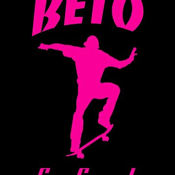 Beto for Senate - Pink Wave Edition by Thelittlelord