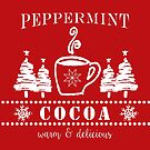 peppermint cocoa by SylviaCook