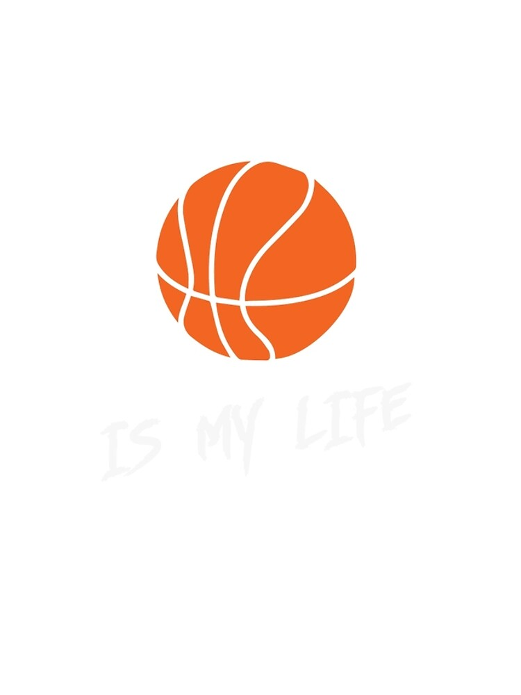 basketball is my life by we1000