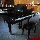 Sunderland Grand Piano by Kathryn Jones
