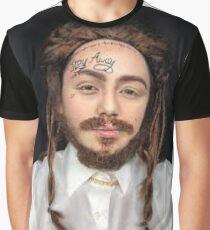 kungfu poste -  Graphic T-Shirt