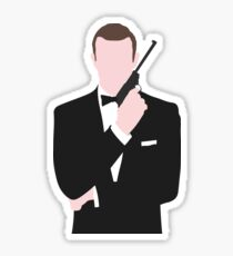 Bond, James Bond Sticker