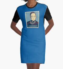 Je suis dissident Robe t-shirt