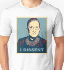 Je suis dissident T-shirt unisexe