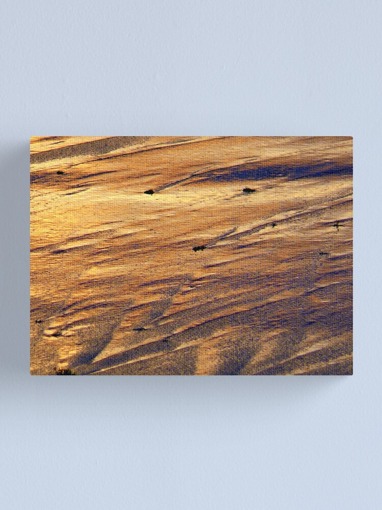 Alternate view of Liquid Gold Canvas Print