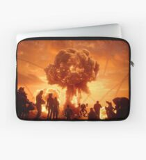 Fallout 76 Poster Laptop Sleeve