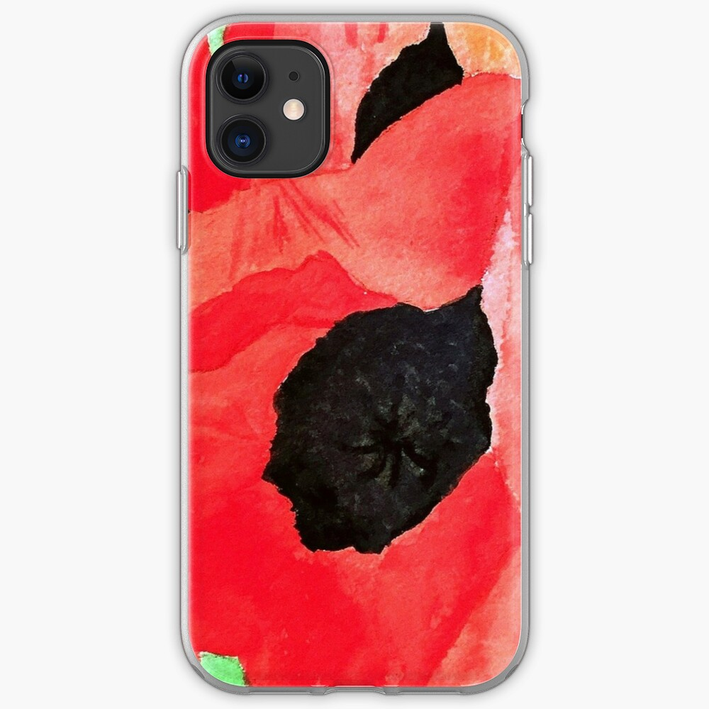 Poppies iPhone Case & Cover