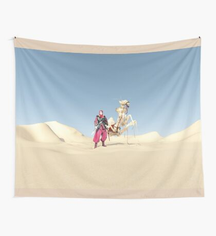 The dromedary Wall Tapestry