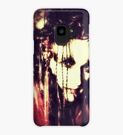demon lady Case/Skin for Samsung Galaxy
