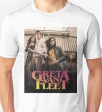 123dd671d79 Summer Tour Greta new Photo Van Fleet top salling in years Unisex T-Shirt