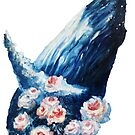 Wal und Rosen von Kuhtina
