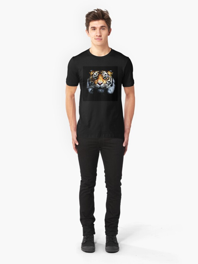 Alternate view of Tiger Slim Fit T-Shirt