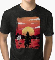 Weg nach nirgendwo Vintage T-Shirt