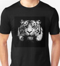 Tiger (Monochrome) Unisex T-Shirt