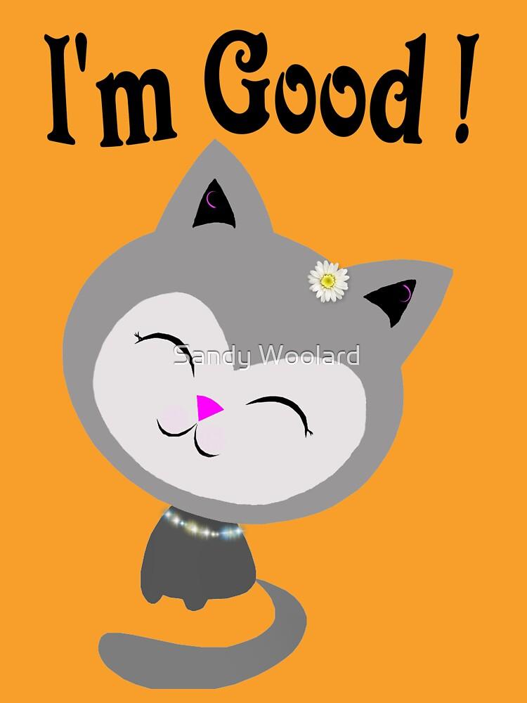 I'm Good by swblazer