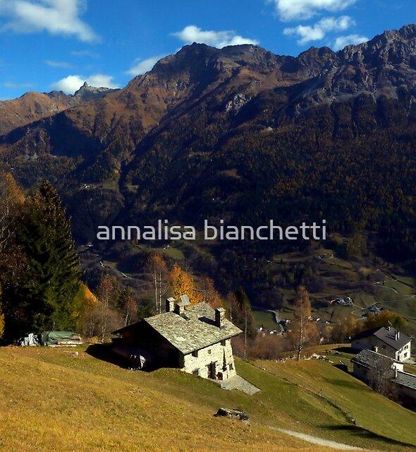 Val Poschiavo by annalisa bianchetti