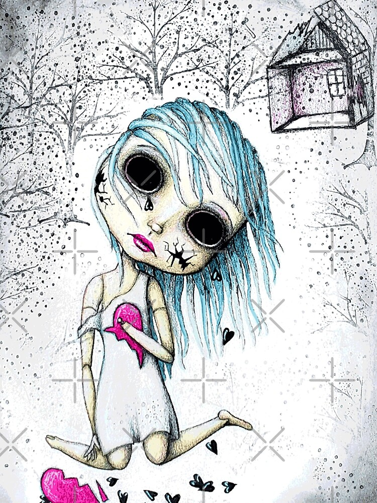 Broken and Empty by LittleMissTyne