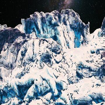 Universe In Winter by perkinsdesigns