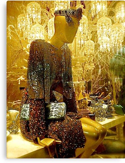 Fashionista III by Louise Fahy