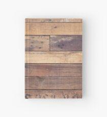 Holz Notizbuch