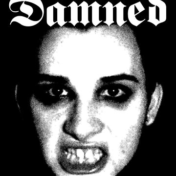 THE DAMNED by shnooks