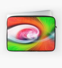 Red and Green Laptop Sleeve