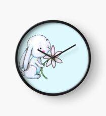 EveryBunny Needs SomeBunny Clock