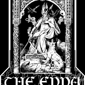 The Edda Odin Vikings by norwik