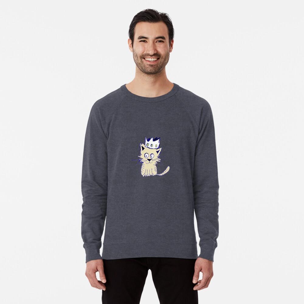King of cats Lightweight Sweatshirt