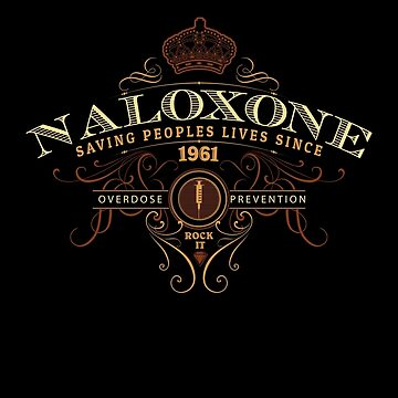 Naloxone 1961 by Mannaz71