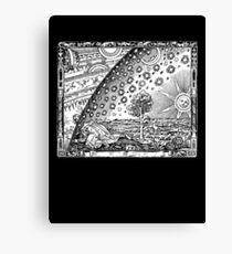 Flammarion Engraving Canvas Print