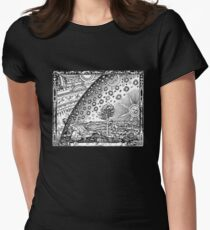 Flammarion Engraving Women's Fitted T-Shirt