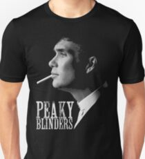 Peaky Blinders Tommy Shelby Unisex T-Shirt