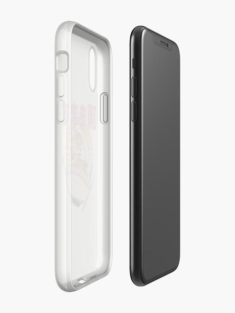 Alternative Ansicht von Die große Ramen-Welle iPhone-Hülle & Cover