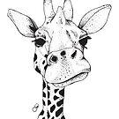 Giraffe by Megan Grant