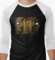 Descryptica Men's Baseball ¾ T-Shirt