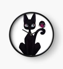 Jiji & the Soot sprite Clock