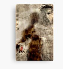 Crown Of Thorns - Stigmata Canvas Print