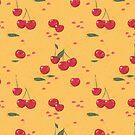 Sweet Cherry Pattern von Sarah  Deters