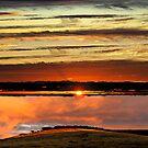 Willunga Sunsets by bombamermaid