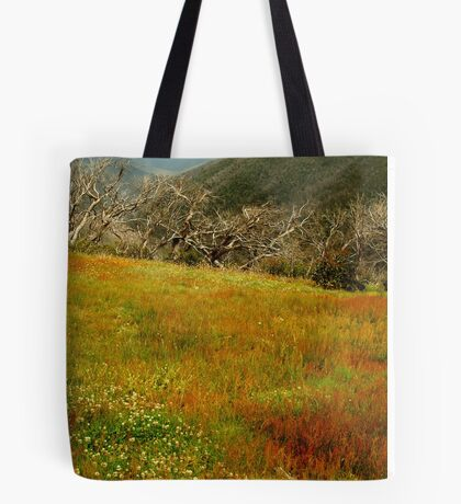 Colours Of The Victorian High Country Tote Bag