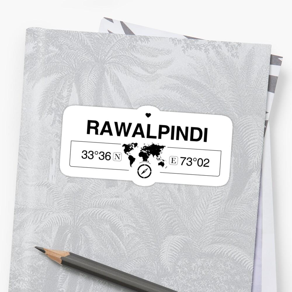 Punjab World Map.Rawalpindi Punjab With World Map Coordinates Gps And Compass