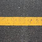 Horizontal Yellow Line by Logan McCarthy
