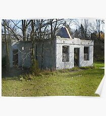 Haven Modern Motel Ruins Poster